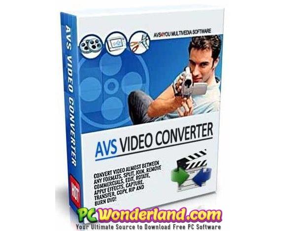 Avs video converter free download.