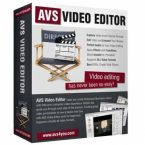 AVS Video Editor 9 + Portable Free Download
