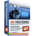 AVS Video ReMaker 6 Portable Free Download