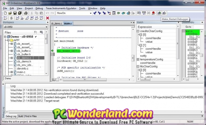 IAR Embedded Workbench for ARM 8 Free Download - PC Wonderland