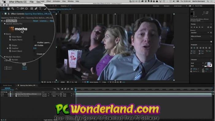 Mocha Pro 6 And Plugins For Adobe Free Download - PC Wonderland
