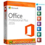 Office 2016 Professional Plus 16 December 2018 Free Download