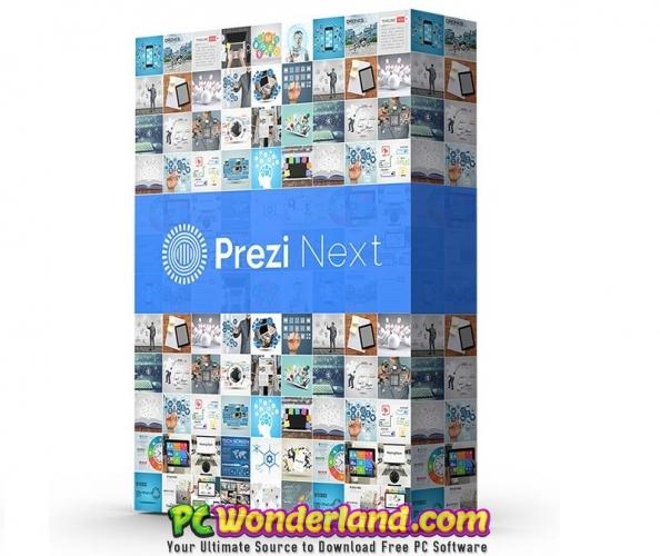 Prezi Next 1 Pro 6 Free Download - PC Wonderland