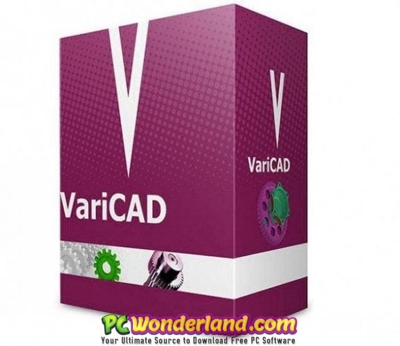 VariCAD 2019 Build 20181111 Portable Free Download - PC Wonderland