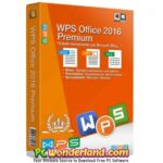 WPS Office 2016 Premium 10 Free Download