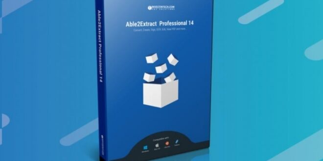 Able2extract professional free download.
