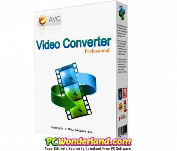 Any Video Converter Ultimate 6 3 Free Download - PC Wonderland