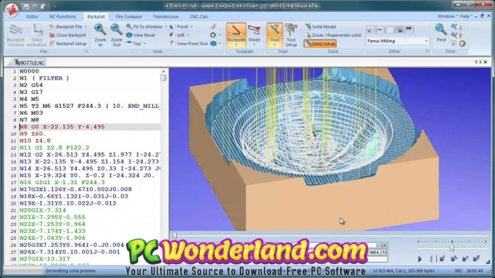 CIMCO Software 8 06 00 Free Download - PC Wonderland