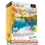 CyberLink PhotoDirector Ultra 10.0.2509 With MacOS Free Download