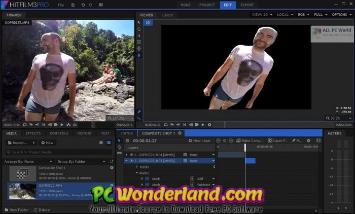 HitFilm Pro 11 Free Download - PC Wonderland