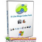 K-Lite Mega Codec Pack 14.6.5 Free Download