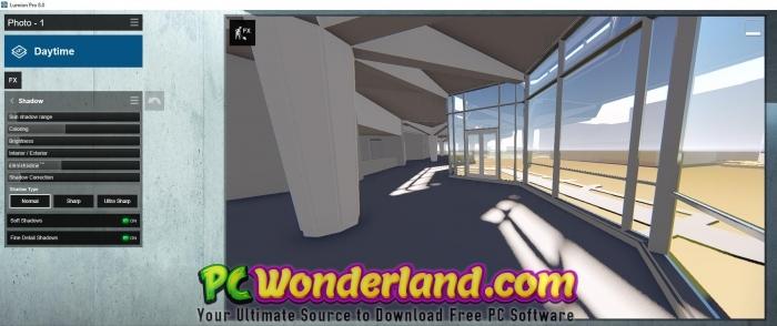 Lumion Pro 8 5 Free Download - PC Wonderland