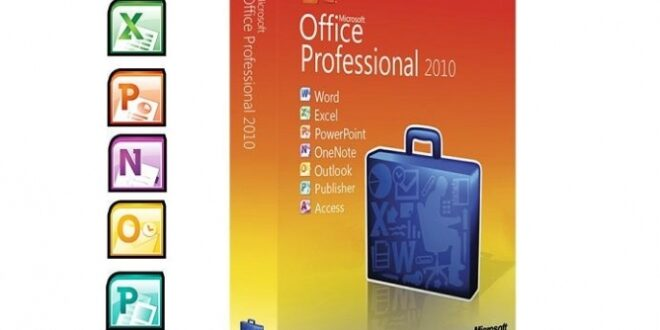 Microsoft Office 2010 SP2 Professional Plus Free Download ...