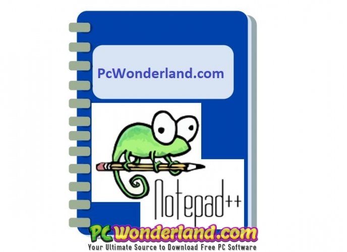 Notepad++ 7 6 2 Portable Free Download - PC Wonderland