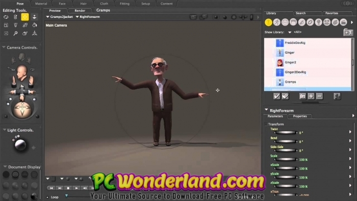 Smith Micro Poser Pro 11 1 1 35510 Free Download - PC Wonderland