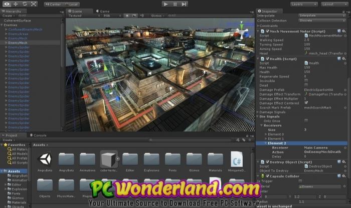 Unity Pro 2018 3 1f1 Free Download - PC Wonderland