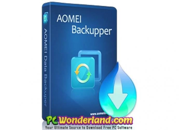 AOMEI Backupper 4 6 2 Free Download - PC Wonderland