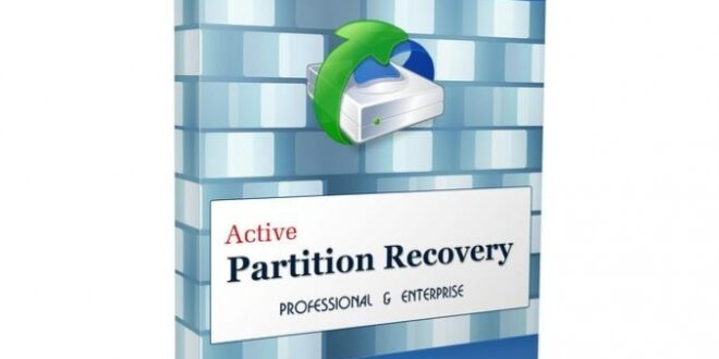 Active Partition Recovery Ultimate 18 Free Download - PC