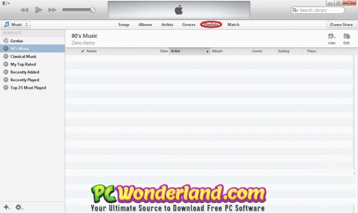 Apple iTunes 12 9 3 3 with MacOS Free Download - PC Wonderland