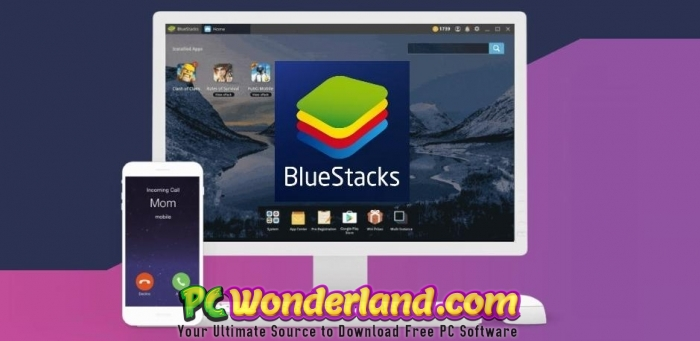 android emulator for pc full screen