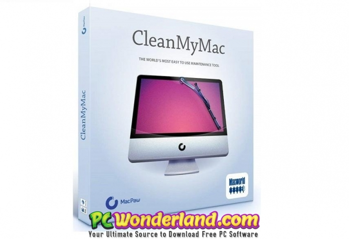 CleanMyMac X 4 2 1 with Portable and MacOS Free Download