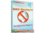 O&O ShutUp10 1.6.1401 Free Download