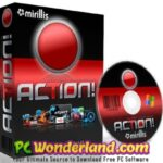 Mirillis Action 3.9 with Portable Free Download