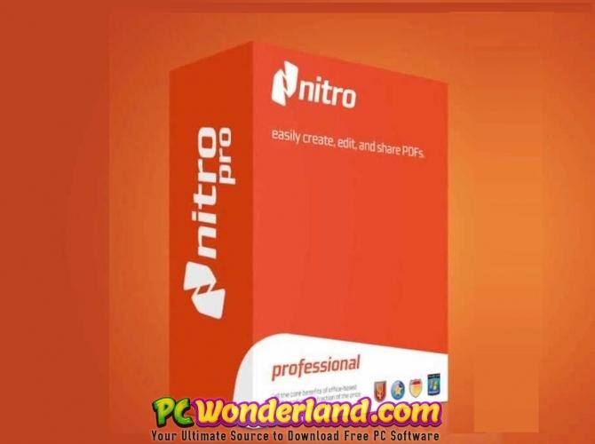 nitro pro pdf free download full version