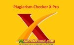 Plagiarism Checker X 6.0.8 Pro Free Download