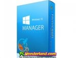Windows 10 Manager 3.0.1 with Portable Free Download