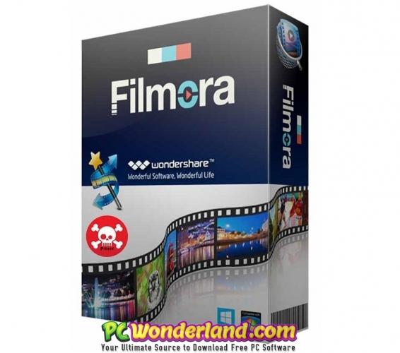 Wondershare Filmora 9 0 7 4 with MacOS Free Download - PC