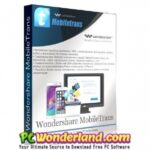 Wondershare MobileTrans 8.0.0.609 with Portable and MacOS Free Download