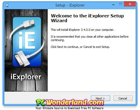 IExplorer 4 2 8 29462 with Portable and MacOS Free Download - PC