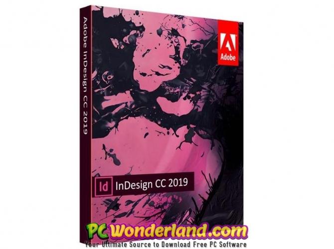 Adobe InDesign CC 2019 14 0 2 324 Free Download - PC Wonderland