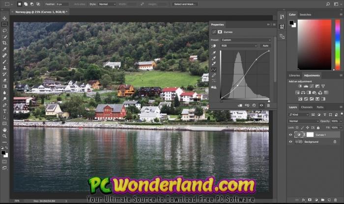 Adobe Photoshop CC 2019 20 0 4 Free Download - PC Wonderland