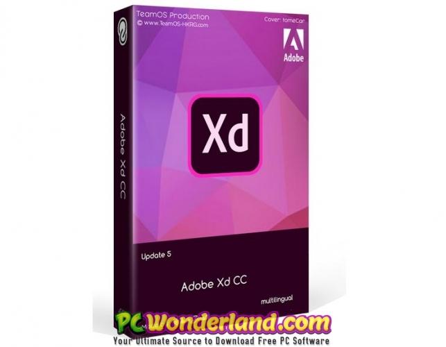 Adobe XD CC 2019 17 0 12 Free Download - PC Wonderland