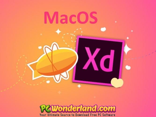 Adobe XD CC 2019 MacOS Free Download - PC Wonderland