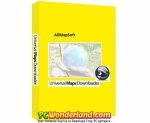 AllMapSoft Universal Maps Downloader 9.907 Free Download