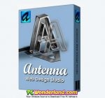 Antenna Web Design Studio 6.6 with Portable Free Download