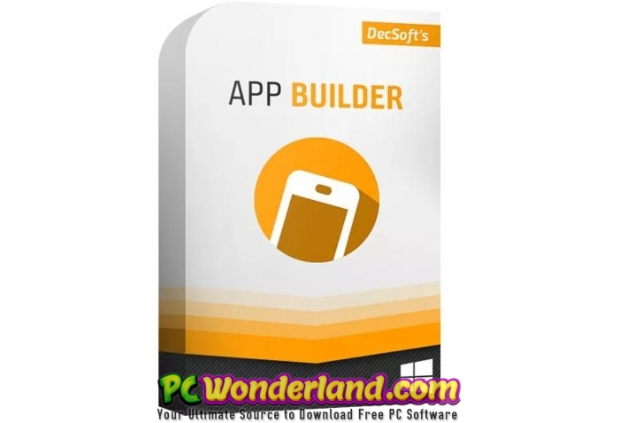 APP BUILDER 2019 26 Free Download - PC Wonderland