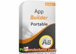 APP BUILDER 2019.26 PORTABLE Free Download