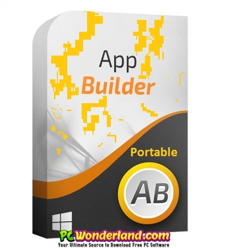 App Builder 2019.24 Portable Free Download