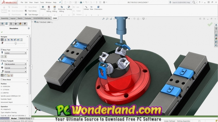 Autodesk HSMWorks 2019 3 R4 43461 Free Download - PC Wonderland