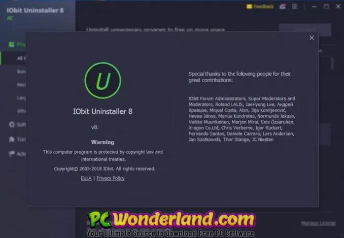 programs uninstaller software free download