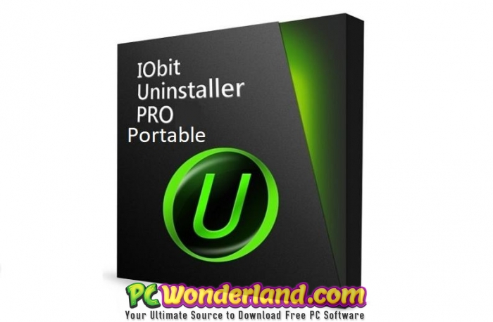 IObit Uninstaller Pro 8 4 0 8 Portable Free Download - PC