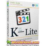 K-Lite Mega Codec Pack 14.8.6 Free Download
