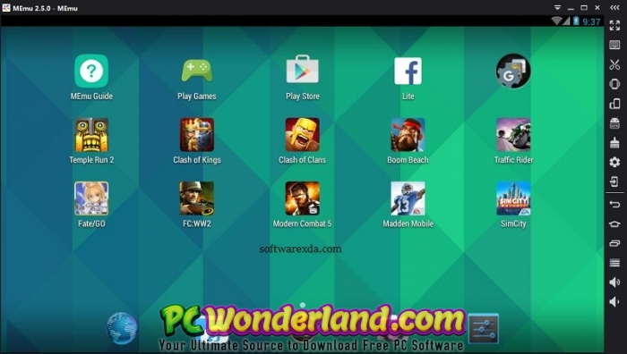download games for android emulator