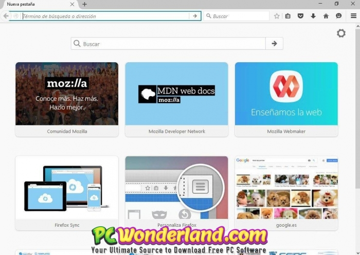 Mozilla Firefox 65 0 2 with MacOS Free Download - PC Wonderland