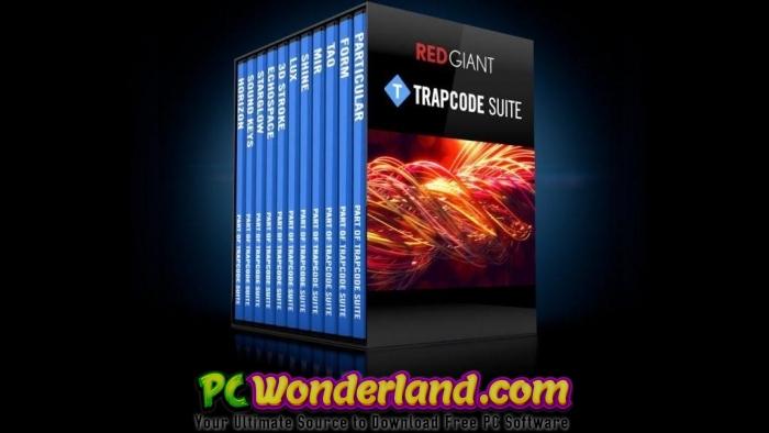 trapcode suite 13 download mac