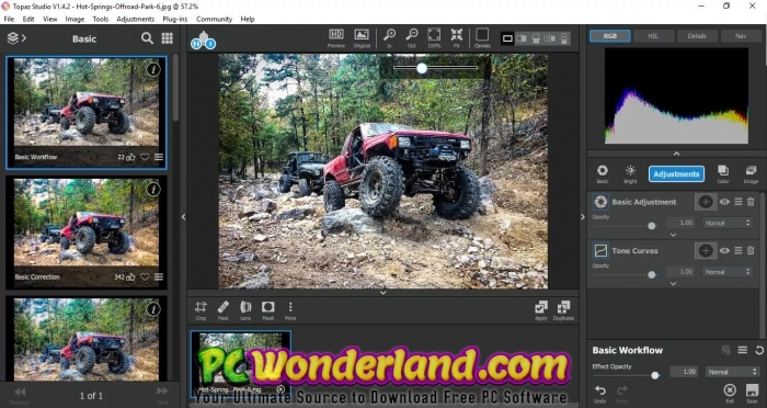 Topaz Labs A I  Gigapixel 3 1 1 with Portable Free Download - PC